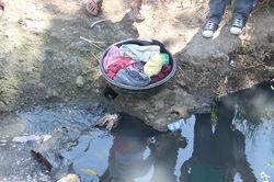 Kjemper for retten til rent vann