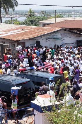 Endelig Ebolafritt i Liberia!