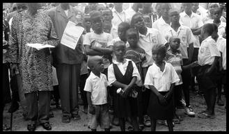 Første videregående skole i fylket