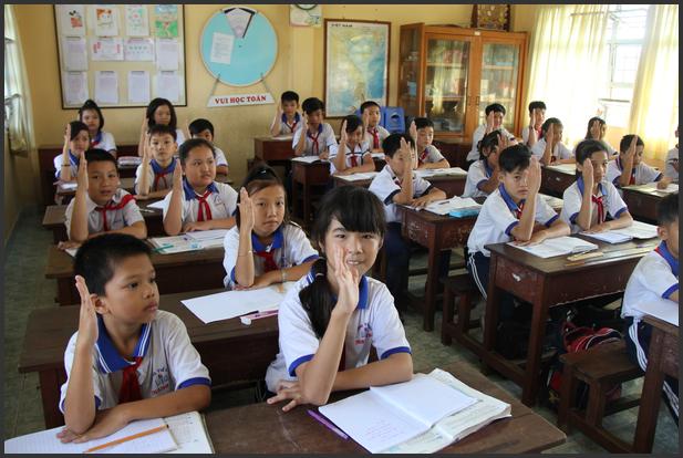 Skole og utdanning i Vietnam