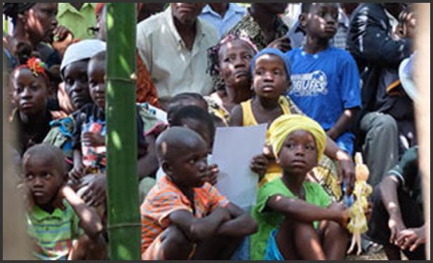 Helse og ernæring i Liberia