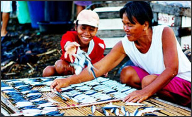 Arbeid og inntekt på Filippinene