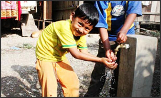 Rent vann i Bolivia