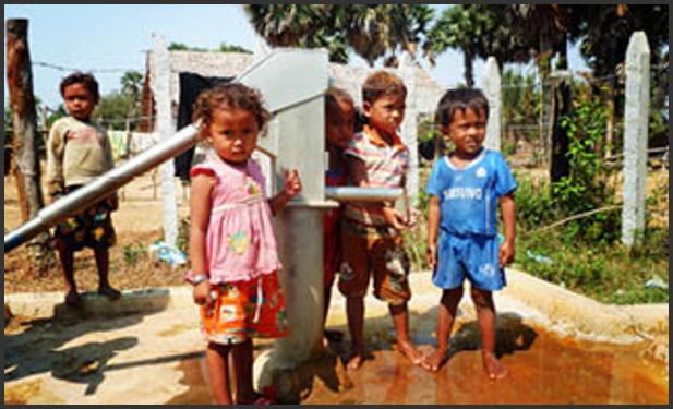 Vann i Kambodsja