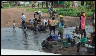 Vann i Liberia